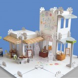 A modular build and play set for kids.